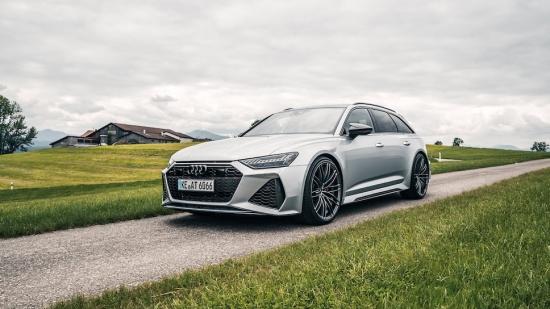 Тюнинг ателье ABT представило доработанную Audi RS6 Avant