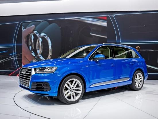 Компания Audi отзывает 157 автомобилей с российского Рынка