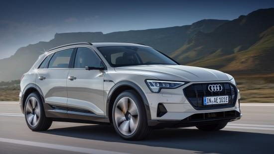 Audi E-Ton S и E-Ton S Sportback были представлены публике