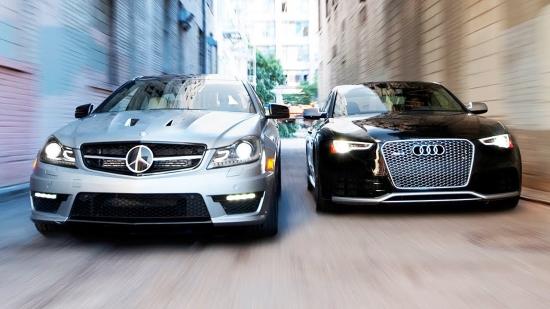 Audi, BMW или Mercedes? Что лучше на вторичном рынке