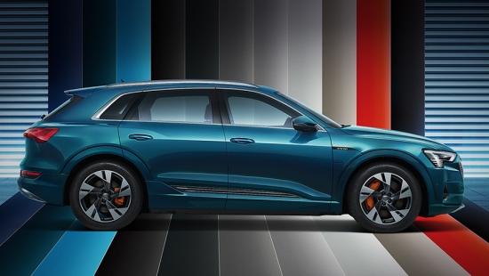 Китайский Audi e-tron ошеломил мощностью и внешним видом