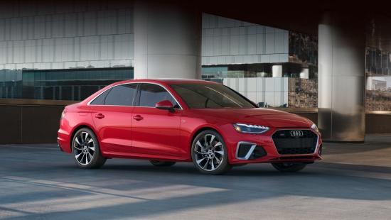 Базовые модели Audi A4 и А5 будут иметь полный привод в США