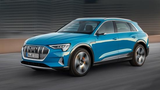 Интересные факты о концептуальном кроссовере Audi E-Tron Quattro