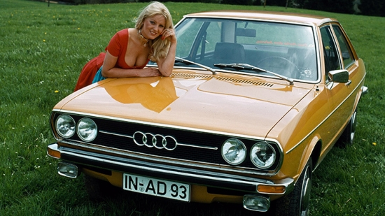 Īsa leģendārās vācu firmas Audi vēsture